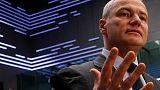 Deutsche Boerse CEO to step down amid insider trading probe