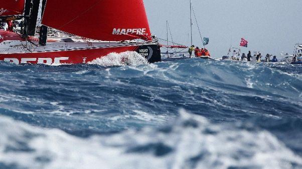 La Volvo Ocean Race a 'L'Uomo e il Mare'