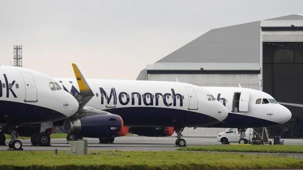Administrators seek court approval to sell Monarch airport slots