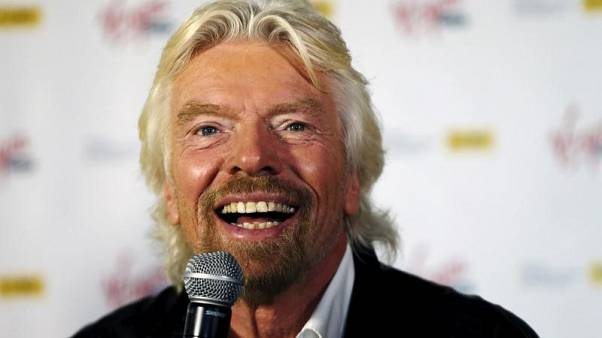 Virgin's Branson says he accepts Saudi city board role