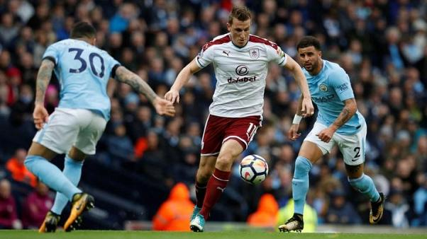 Burnley's Vokes, Wood face fitness tests ahead of Newcastle game