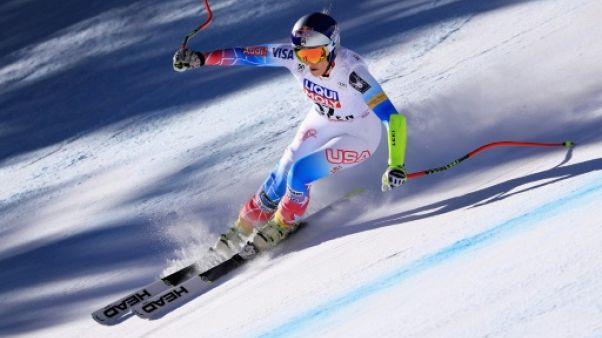 Ski: Vonn au départ du géant de Sölden