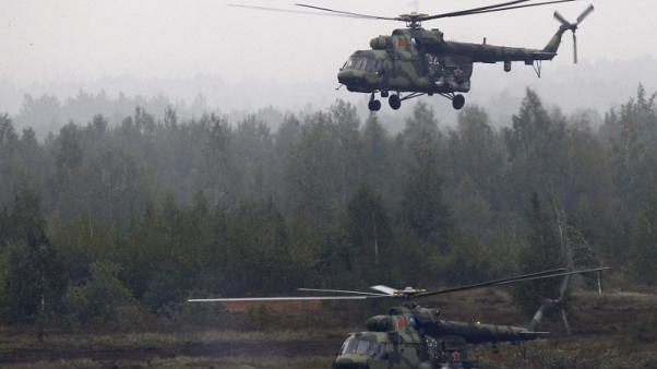 NATO says Russia misled West over scale of Zapad war games