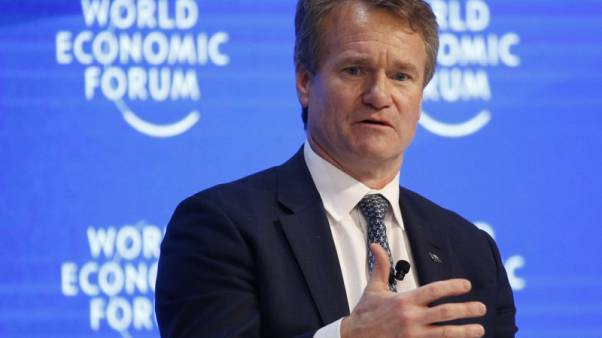 Bank of America CEO still sees no upside from Brexit