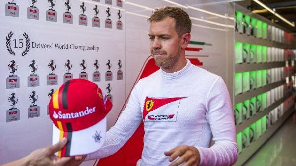 F1: Vettel, Mondiale?Non è ancora finita