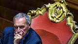 Senato: Grasso lascia il gruppo del Pd
