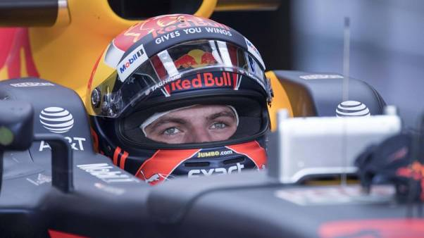 Motor racing - Verstappen unapologetic after Austin outburst