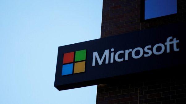 Cloud computing drives massive growth for big U.S. tech firms