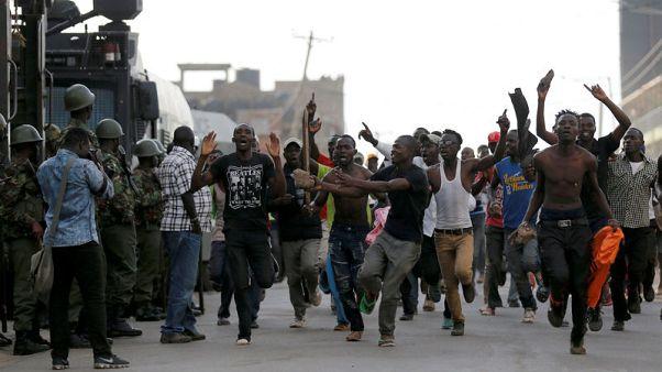 Low turnout taints Kenyatta victory in Kenya election re-run