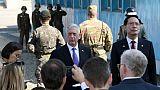 """Corée du Nord: le but de Washington n'est """"pas la guerre"""""""