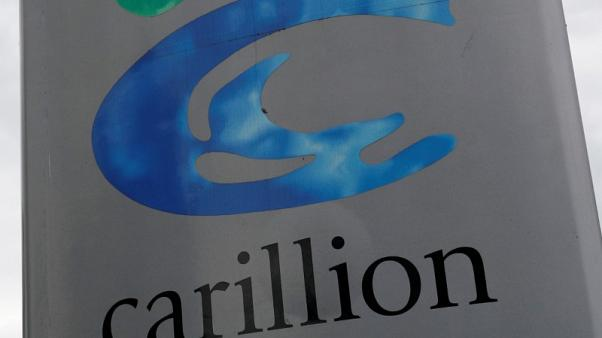 Carillion brings on construction expert Andrew Davies as CEO