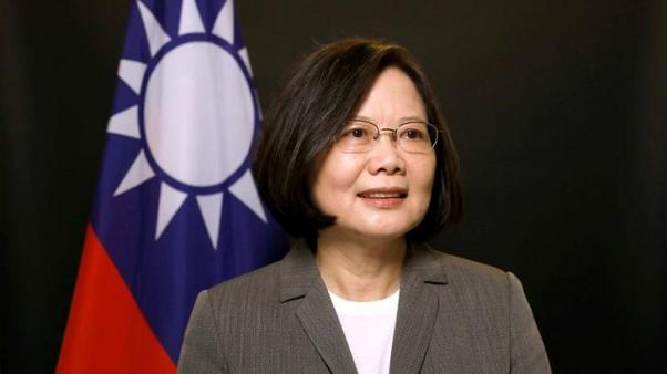 China calls on U.S. to deny Taiwan president transit
