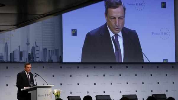 ECB survey sees higher euro zone inflation in 2022