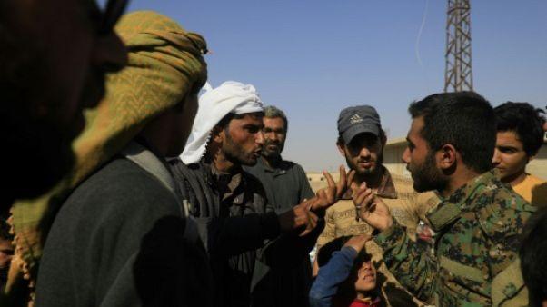 Même après l'EI, la mort et les mines guettent les civils de Raqa