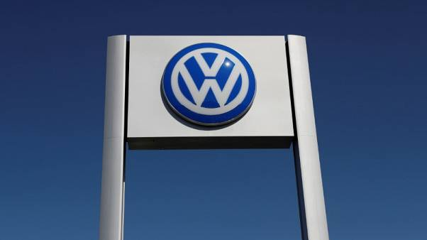 VW lifts profit target as delivers on cost cuts