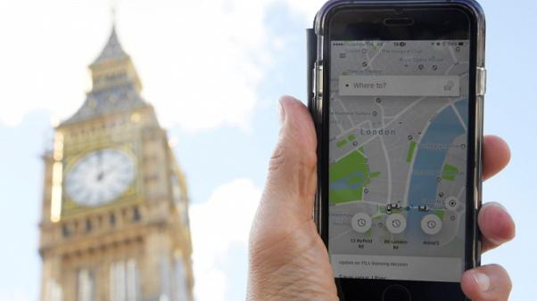 Uber appoints banking executive as first UK chairman