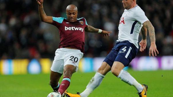 West Ham loss a reality check, says Tottenham's Alderweireld
