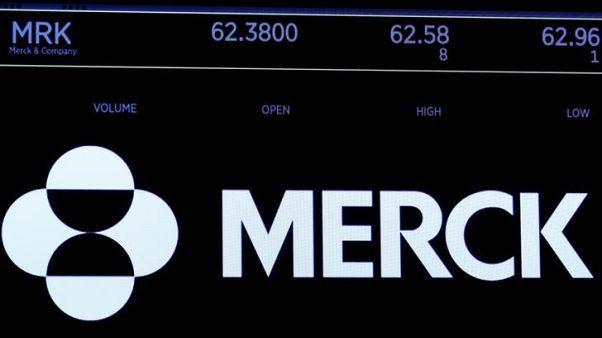 Merck posts quarterly loss versus year-ago profit