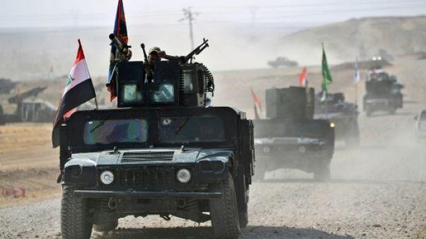 Irakiens et Kurdes se donnent 24 heures pour éviter l'affrontement