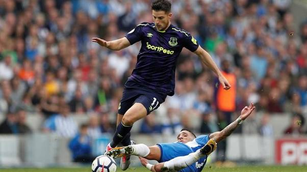 Mirallas wants Everton to show confidence and passion