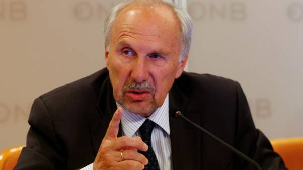 ECB can and should avoid state defaults in euro zone: Nowotny