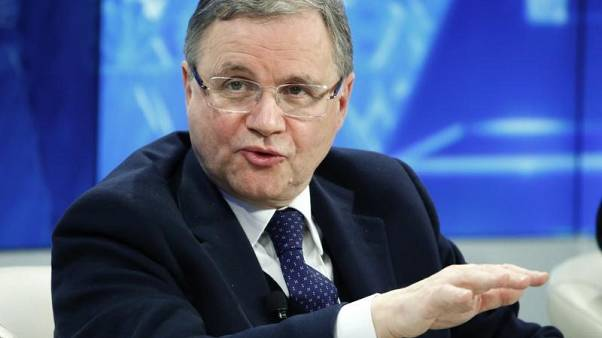 Bank of Italy governor Visco is re-appointed for second term