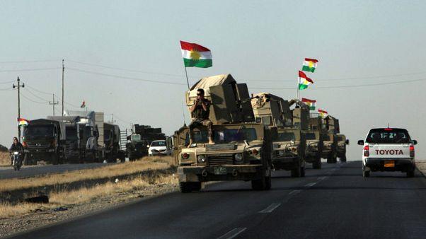 Iraqi forces, Kurdish Peshmerga agree on ceasefire, U.S-led coalition says
