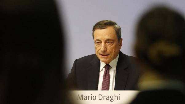 Draghi's term to end without ECB rate rise, markets predict