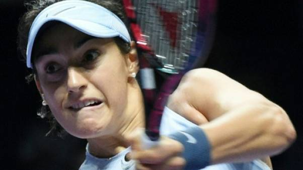 Tennis: Caroline Garcia reste sur son nuage
