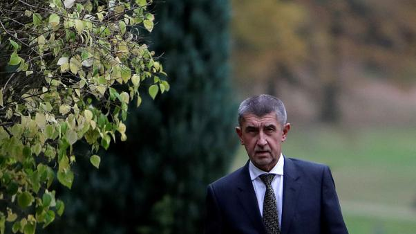Czech election winner Babis warms to minority government