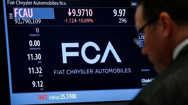 Fiat Chrysler suspends Maserati Levante output for 9 more days - union