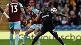 West Ham's Antonio may miss Palace game with bruised rib