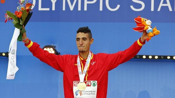 Euro 5000m champ Fifa temporarily released after doping arrest