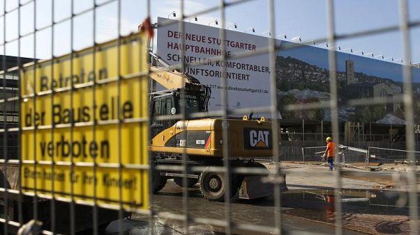 Stuttgart railway project hits the buffers