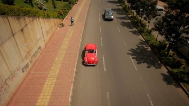 HOLD Life after death for the 'Love Bug' in Ethiopia
