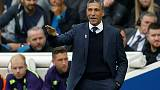 Improving Brighton must stay grounded says manager Hughton