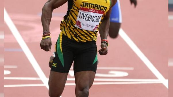Doping - Jamaican sprinter Livermore give two-year ban