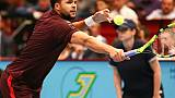 Tennis: Tsonga bat Zverev et va en demi-finales à Viennes