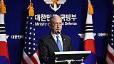 """Mattis promet une """"réaction militaire massive"""" si Pyongyang utilise l'arme nucléaire"""
