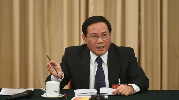 China's Guangdong gets new party boss, former leader likely to be promoted