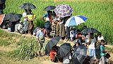La Birmanie récolte les champs des Rohingyas réfugiés au Bangladesh