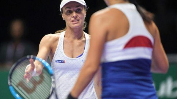 Tennis: Martina Hingis tire sa révérence après une défaite