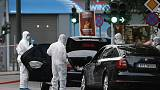 Greek police arrest suspect behind parcel bomb attacks on EU officials