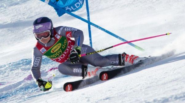 Ski alpin: Rebensburg-Worley, sous le signe de la Balance à Sölden