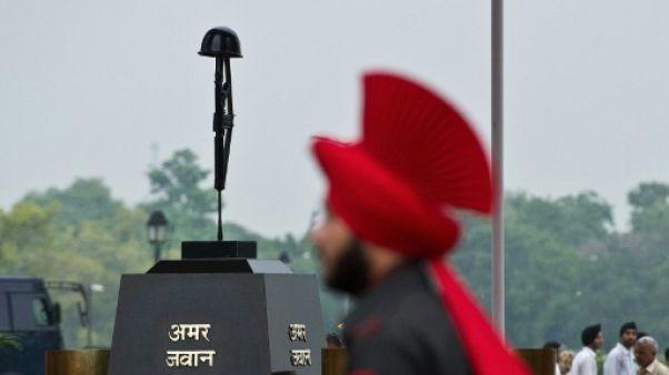 L'Inde va récupérer les restes de deux soldats tués en France pendant la guerre de 14-18