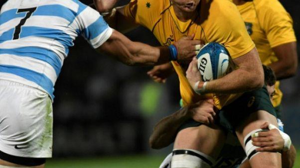 Rugby: pas de tournée pour l'Australien Dempsey