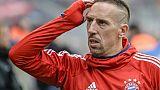 """Ribéry: """"Je vais recommencer à courir"""""""