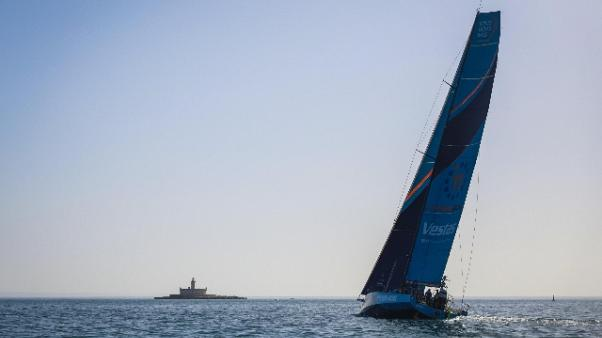 Vestas vince 1^ tappa Volvo Ocean Race