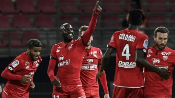Ligue 1: fin de série pour Nantes à Dijon