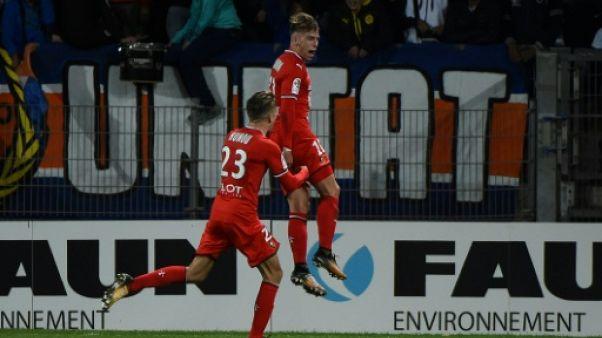 Ligue 1: Rennes se redresse à Montpellier